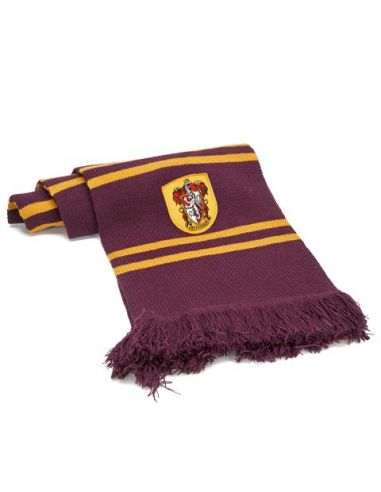 Bufanda Gryffindor - Harry Potter