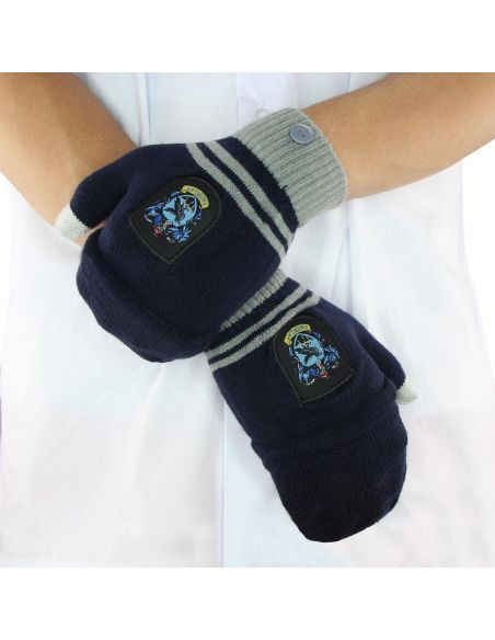 Guantes convertibles Ravenclaw - Harry Potter