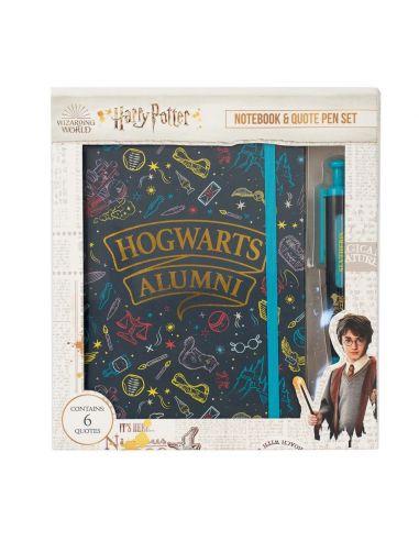 Set de papelería Harry Potter Hogwarts Alumni - Harry Potter