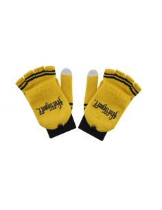 Guantes convertibles Hufflepuff - Harry Potter
