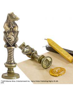 Sello de Lacre escudo Hufflepuff - Harry Potter