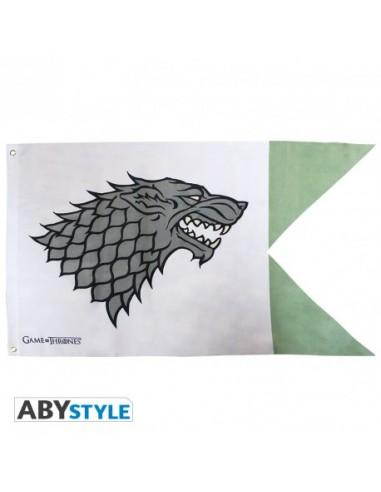 Bandera Casa Stark - Juego de Tronos