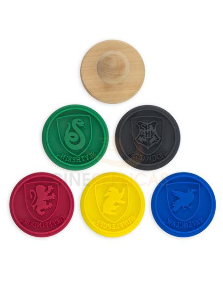 Sellos de silicona para galletas - Harry Potter