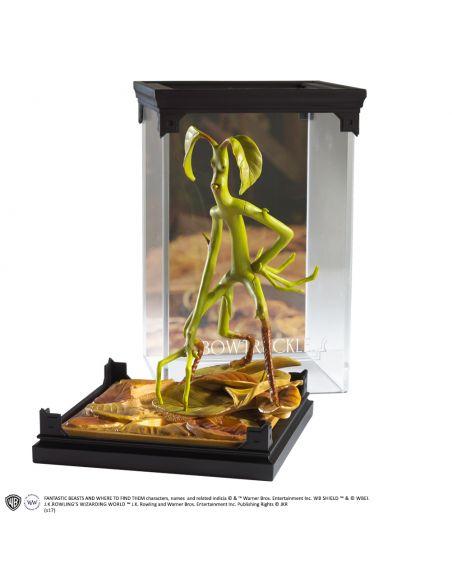 """Figura Bowtruckle """"Pickett"""" - Criaturas Mágicas - Animales Fantásticos"""
