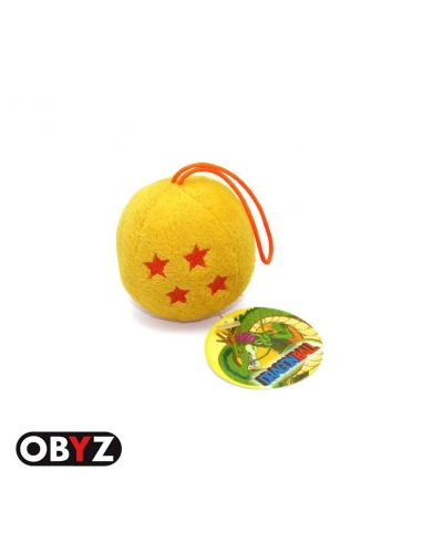 Peluche bola nº4 - Dragon Ball