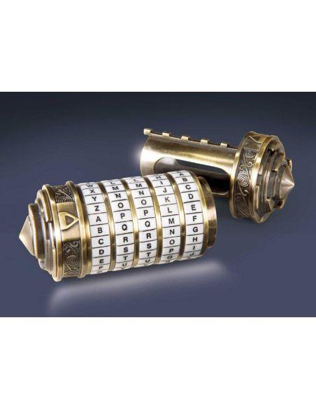 Cryptex con Caja escala 1:1  - Código da Vinci