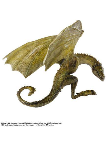 Figura Dragón Rhaegal - Juego de Tronos