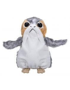 Peluche interactivo Porg - Star Wars