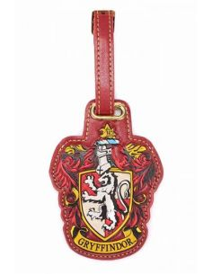 Etiqueta de equipaje Gryffindor - Harry Potter