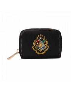 Mini Monedero escudo Hogwarts - Harry Potter
