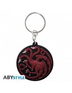 Llavero escudo Targaryen - Juego de Tronos
