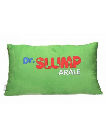 Almohada Gatchan Durmiendo - Dr. Slump