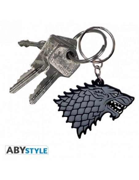 Llavero escuro Stark - Juego de Tronos