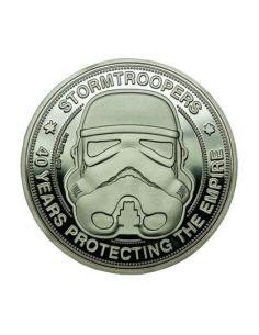 Moneda Star Wars 40 Aniversario Edición Limitada - Star Wars