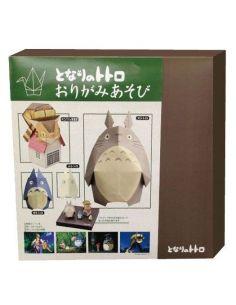 Figuras Origami - Mi vecino Totoro