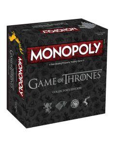 Monopoly Edición Coleccionista Juego de Tronos Edición Española - Juegos