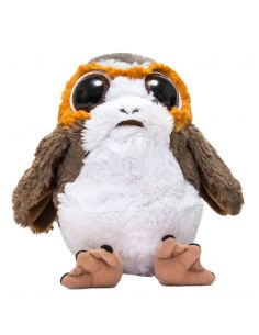 Peluche Porg 17 cm - Star Wars Episode VIII