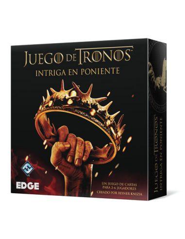 Juego de Tronos: Intriga en Poniente - Juegos