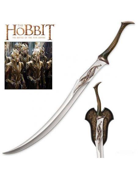Réplica Espada del ejército de Mirkwood - El Hobbit
