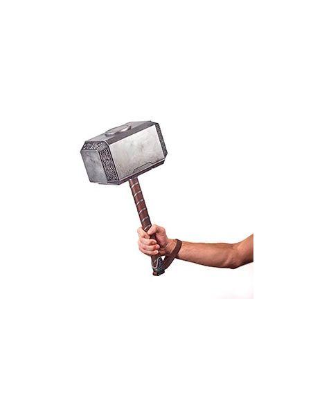 """Réplica Electrónica Martillo de Thor """"Mjolnir"""" - Marvel"""