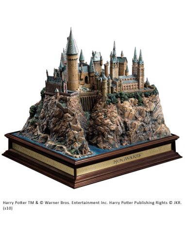 Escultura Castillo Hogwarts - Harry Potter