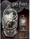 Figura Hedwig dentro de Jaula - Harry Potter