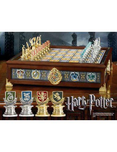 """Juego de Ajedrez """"Quidditch"""" - Harry Potter"""