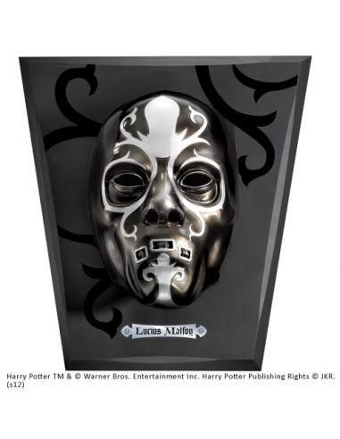 Máscara de Mortífago Lucius Malfoy - Harry Potter