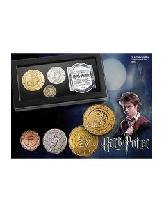 Réplica Monedas de Gringotts - Harry Potter