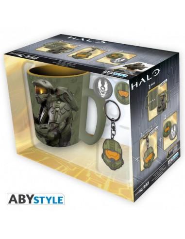 Pack Master Chief casco Halo