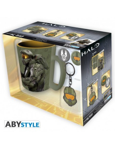 Pack Master Chief casco Halo
