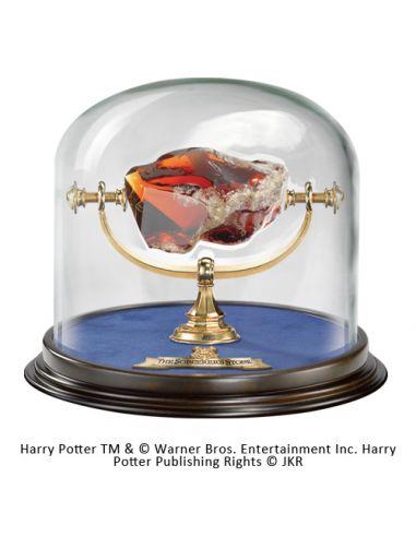 Réplica Piedra Filosofal con Expositor - Harry Potter