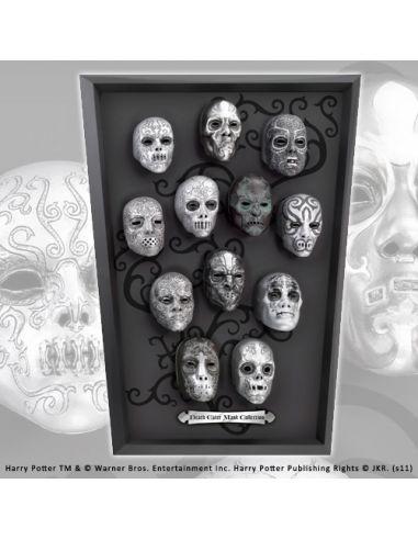 Colección de Máscaras Mortífagos - Harry Potter