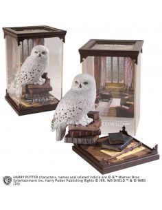 Figura Hedwig Criaturas Mágicas - Harry Potter
