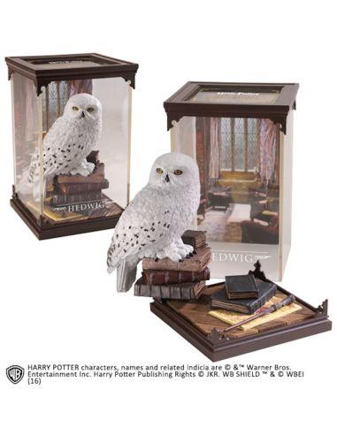 Figura Hedwig Criaturas Mágicas - Harry Potter