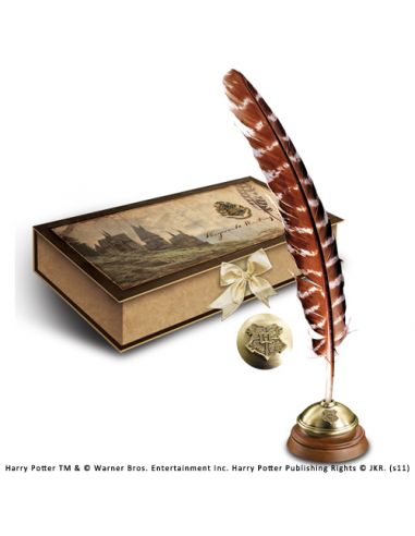 Set de Escritura Pluma de Hogwarts - Harry Potter