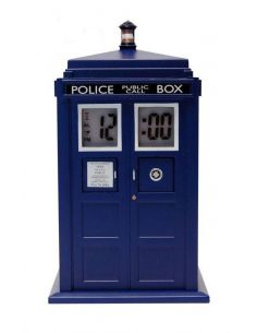 Despertador Proyector Tardis - Doctor Who