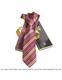 Corbata Gryffindor 100% Seda - Harry Potter