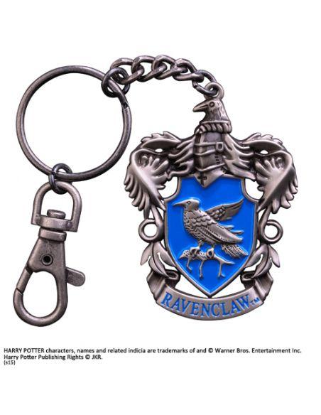 Llavero Metálico escudo Ravenclaw - Harry Potter
