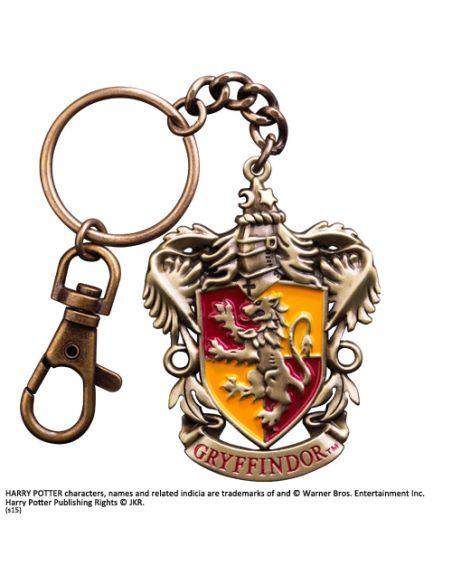 Llavero Metálico escudo Gryffindor - Harry Potter