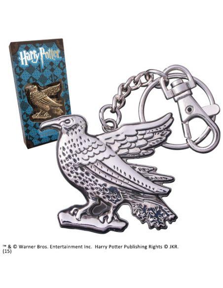 Llavero metálico con mosquetón Ravenclaw - Harry Potter