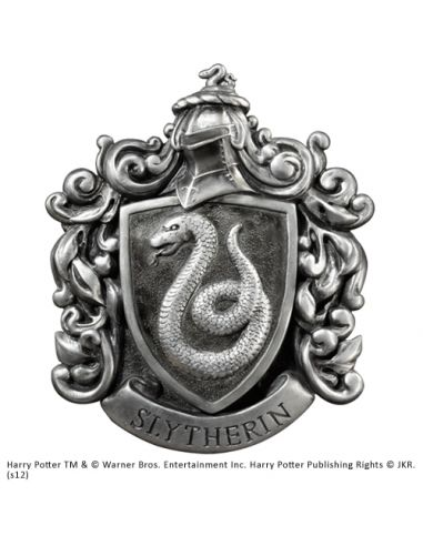 Escudo Slytherin - Harry Potter