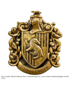 Escudo Hufflepuff - Harry Potter