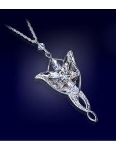 """Colgante Arwen """"Estrella del Atardecer""""- El Señor de los Anillos"""