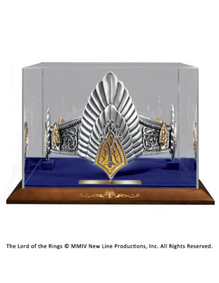 """Corona del Rey Elessar """"Aragorn"""" - El Señor de los Anillos"""