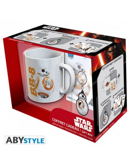 Pack BB8 - Star Wars