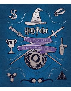 El Gran libro de los Artefactos - Harry Potter