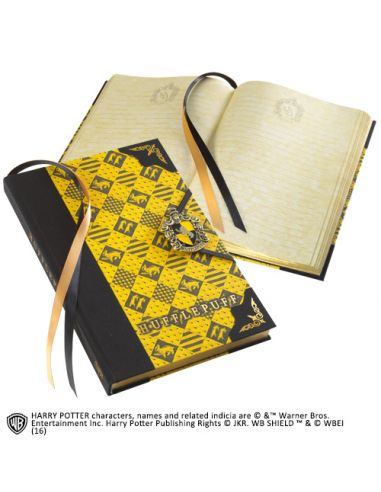Diario Hufflepuff - Harry Potter