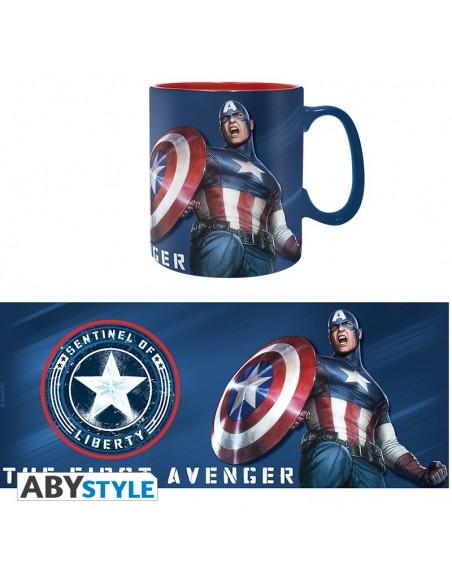 Taza Sentinel of Liberty - Capitán América - Marvel