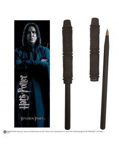 Bolígrafo y Marcapáginas Severus Snape - Harry Potter